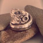 Daffodil Fork Ring