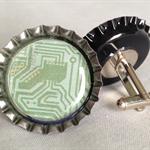 Computer Cufflinks