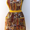 Shades of the Dreamtime ladies apron
