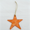 Unique Fused Glass Xmas Decorations - Xmas Star, Christmas Star