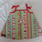 Baby Christmas Dress - Size 0