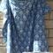Tilda Ruby Blue Breastfeeding Cover