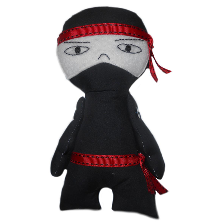 Hoshiko the Ninja Softie