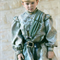 Game of Thrones inspired - King Joffrey Costume, hand carved leather crown.