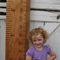 """""""Old School"""" Ruler Height Chart STICKER ONLY"""