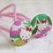 LIBERTY x Hello Kitty Button Hair Ties