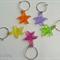 Starfish Wine Charms (Bright, set of 5)