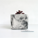 Concrete Marble Mix Succulent Planter - X-Large - Urban Decor