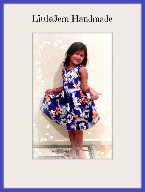 e381b824fc Sz 6 Girls Skater Dress
