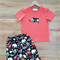 Boy's Cotton Shorts Set
