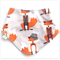 Mr. Fox Bandanna Dribble Bib