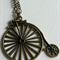 Pennyfarthing Bronze Necklace...