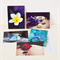 Tea & Serenity postcard and envelope set