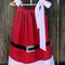Santa Dress, super cute for Christmas ,  free postage .