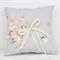 Spring Blossom Wedding Ring Pillow