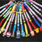 Personalised Name Bag Tag Back to School Present Party Favour Stocking Filler