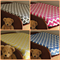Two Pack Minky Change Table Covers for boys and girls