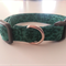 Green with Envy Collar and Lead Set