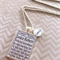 Custom Childrens Grandchildren Name Pendant