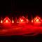 Fused Glass Tea Light holders, Tealight holders, candle holders