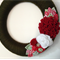 MADE TO ORDER Christmas Wreath Decoration Wall Hanging