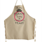Queen Of Christmas Personalised Apron