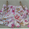 Rose Ruched Girls Shorts
