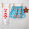 Christmas Santa Shorties and singlet - prop, xmas, boy, baby, red