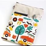 Mini Ipad Sleeve Retro Summer
