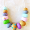 All The Rage - Clay Pod Necklace