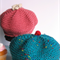 Cupcake Hat custom made to order