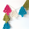 Christmas Tree Garland~Gelato