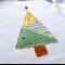 1st christmas tree | baby onesie | SALE | size 000