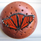 Mozzie Coil Holder with built in stand, Wanderer Butterfly Design