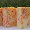 Peach Blossom - Artisan Soap with Argan Oil and Shea Butter