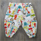 Zoo animal harem pants – Size 000 – Ready to send – Baby boy
