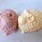 Luxury Soap with Avocado Oil, Shea Butter, Natural Honey and Clay - Sheep form
