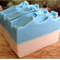 Blue Sugar Handmade Soap