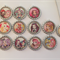 12 X EVER AFTER HIGH PARTY FAVOR NECKLACES