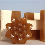 Shea Honey and Milk Bar - Luxury Soap with Argan Oil, Christmas stockings, gifts