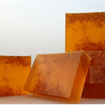 Frozen in Time - Men Soap with Calendula Petals