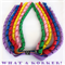Rainbow Korker Ribbon Hair Clip - Beautiful Kids Hair Accessories - Clips