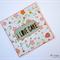 """I Love Cake"" Blank Handmade card"