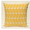 Yellow Flamingo Cushion Cover - Retro Cushions