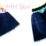 IMH Skirt - Size 8 - 10
