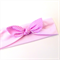 Knot Bow head band - Gingham - Pink - Dolly Bow