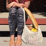 TigsTogs Crochet Market Bag