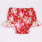Christmas Puff legs nappy cover sizes 000 to 2
