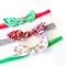 Christmas Knot Bow Headband Set - Red White Green - Deer - Candy Cane - Polkadot