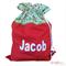Personalised Santa Sack - Holiday